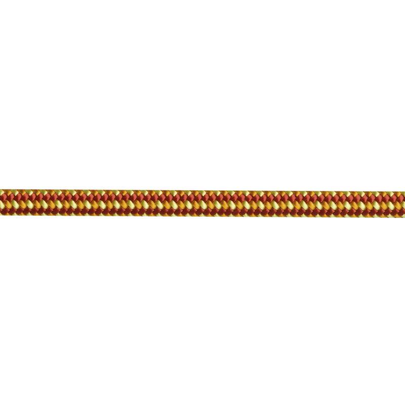 Corde statique en nylon de 7 mm Orange