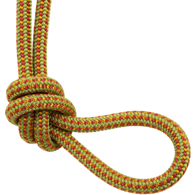Corde statique en nylon de 6 mm Rouge