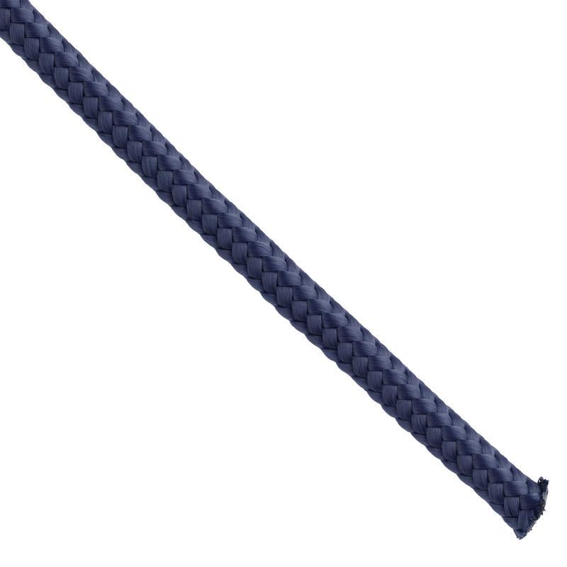 3mm Nylon Round Shoe Lace Navy Blue