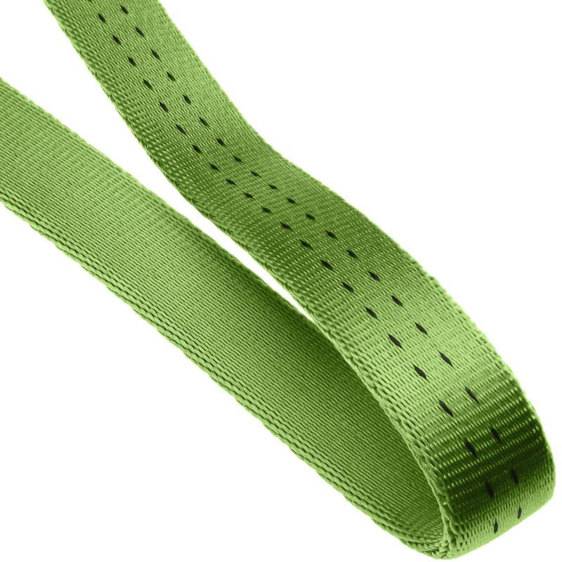 16mm Nylon Tubular Webbing Green