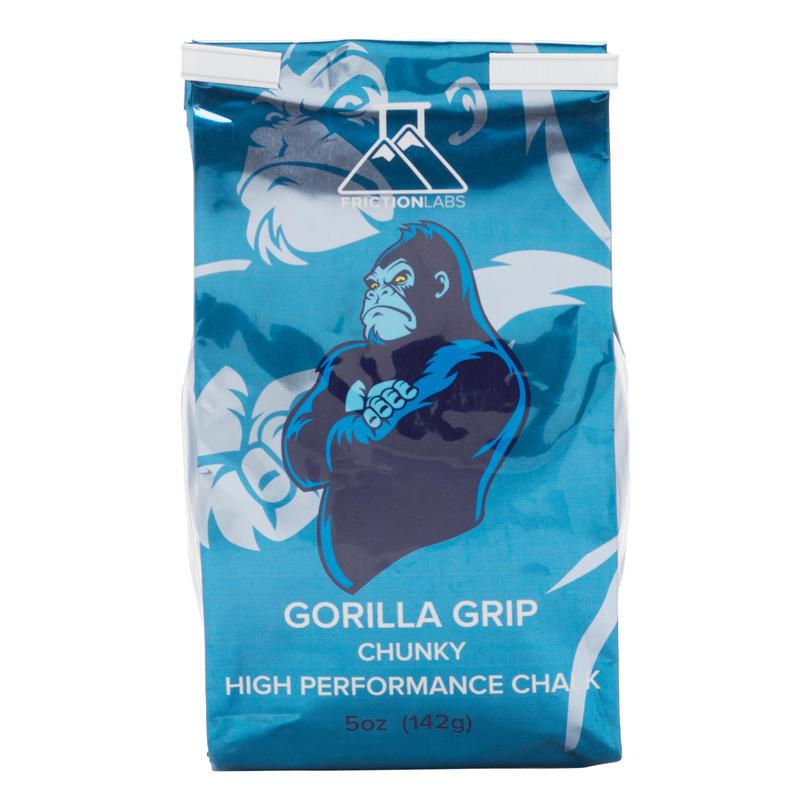 Magnésie en morceaux Gorilla Grip (142 g)