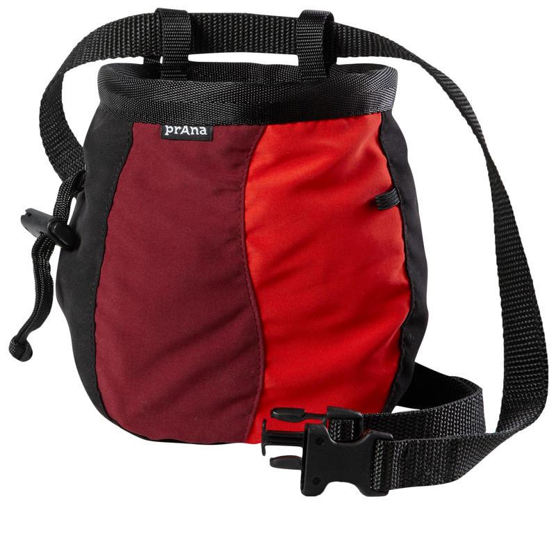 Geo Chalk Bag Scarlet Red