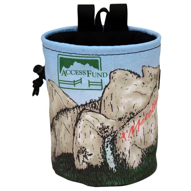 Access Fund Chalkbag Yosemite