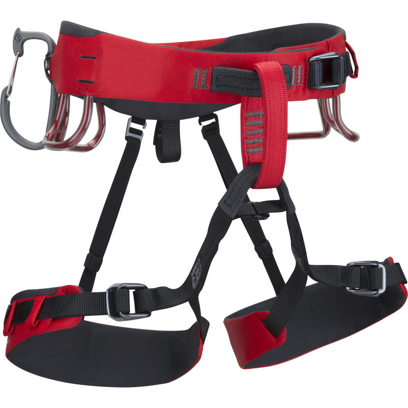 Xenos Harness Fire Red