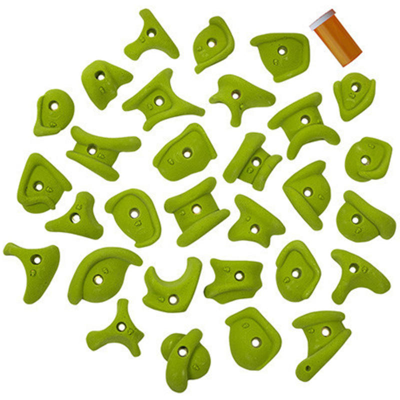Ensemble de 30 prises Knuckles Couleurs variées