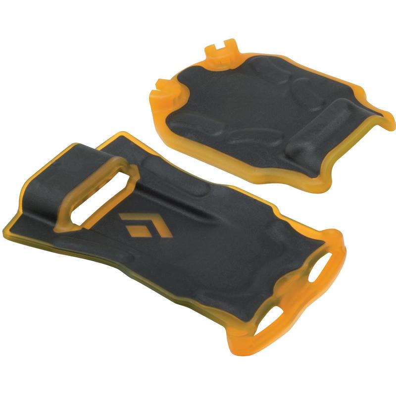 Système antibottage pour crampons Contact/Neve Fumée/orange