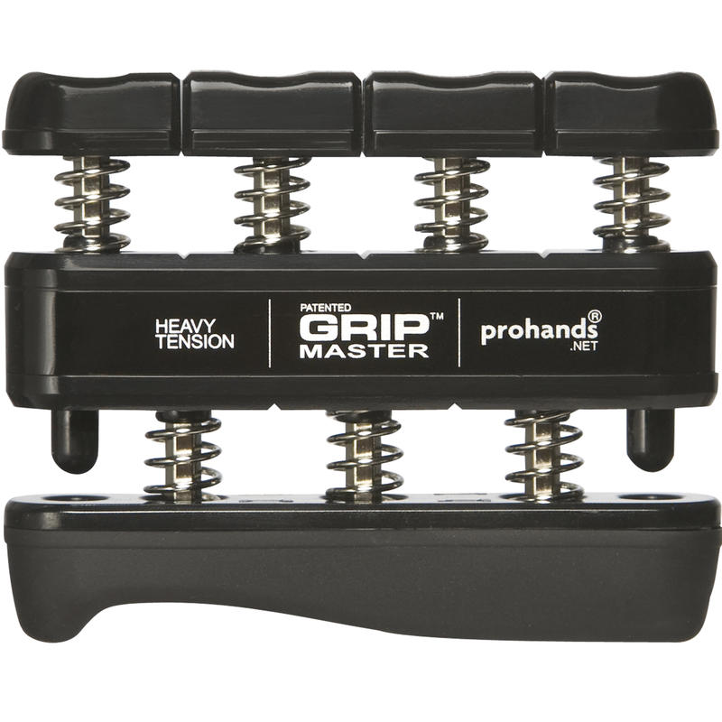 Gripmaster Forearm and Hand Trainer Black