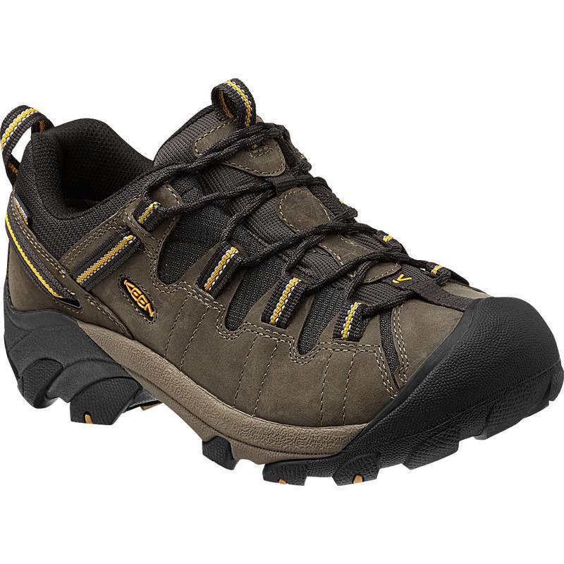 Targhee II Light Trail Shoes Raven/Tawny Olive