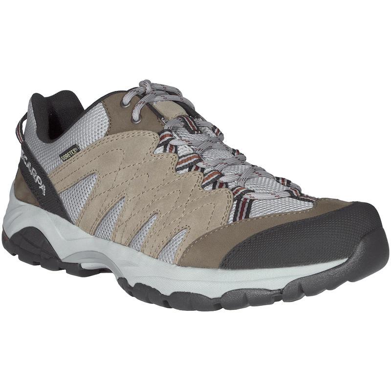 Moraine GTX Light Trail Shoes Grey/Brown