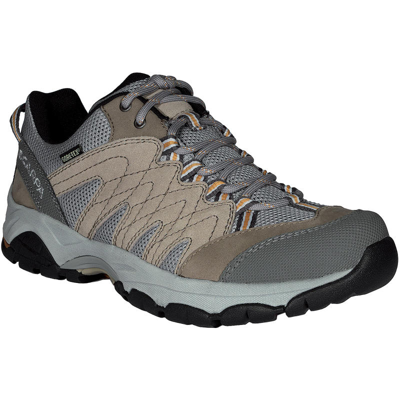 Moraine GTX Light Trail Shoes Grey/Tan
