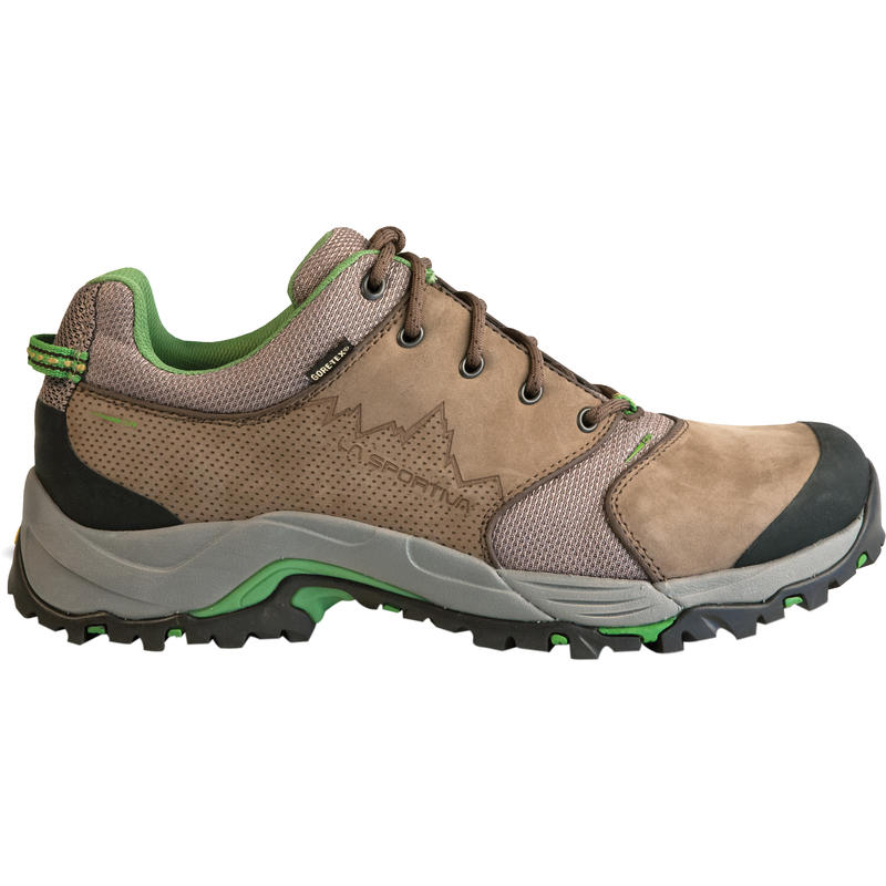 FC ECO 2.0 GTX Trail Shoes Brown/Green