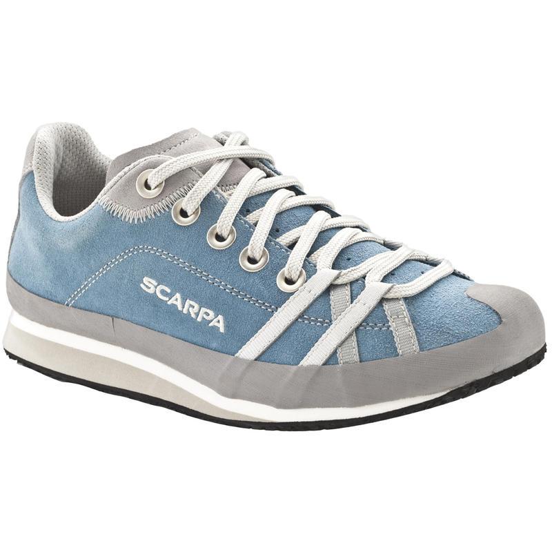 Chaussures Caipirinha Bleu voilé