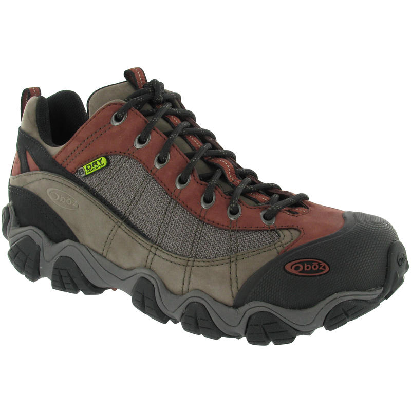 Firebrand II Hiking Shoes Earth