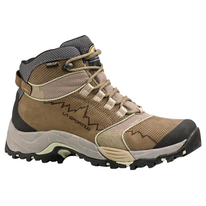 FC ECO 3.0 GTX Trail Shoes Brown/Mint