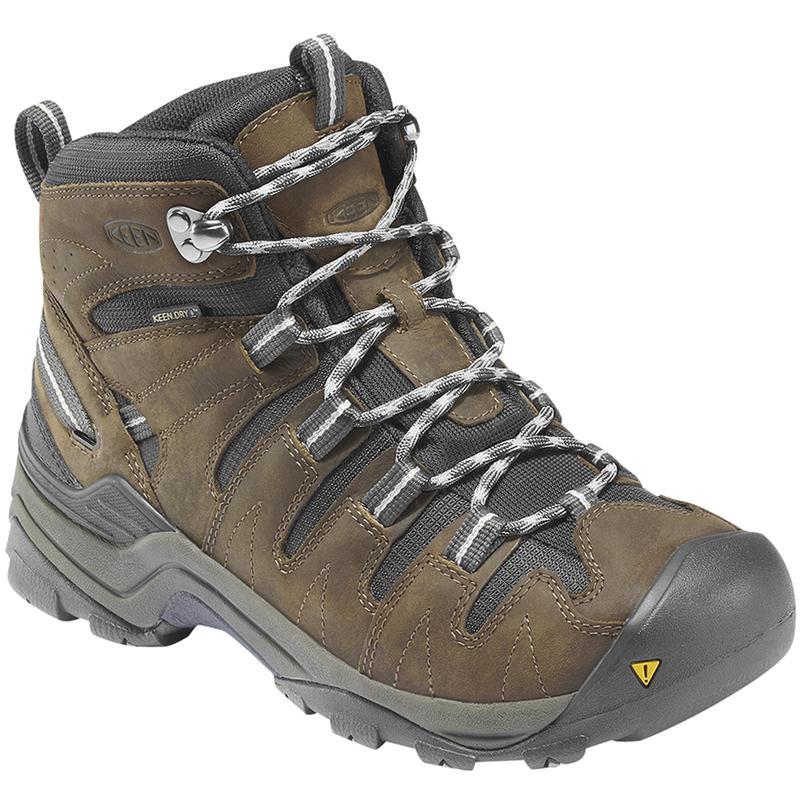Gypsum Mid Light Trail Shoes Dark Earth/Neutral Grey