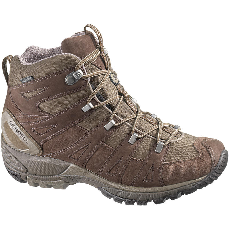 Avian Light Mid WTPF Trail Shoes Bracken
