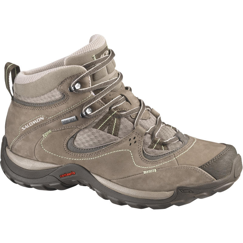 Elios Mid GTX 3 Light Trail Shoes Burro