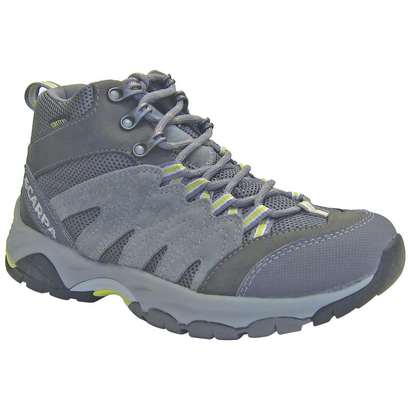 Chaussures de randonnée légère Moraine Mid GTX Fumée/Gris