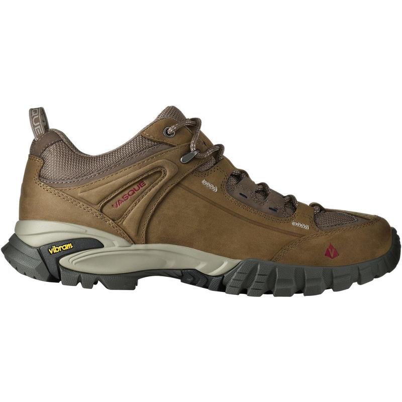 Chaussures de randonnée légère Mantra 2.0 Terre sombre/Piment rouge