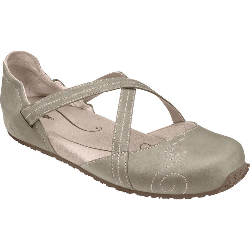 Chaussures Karma Sauge argentée