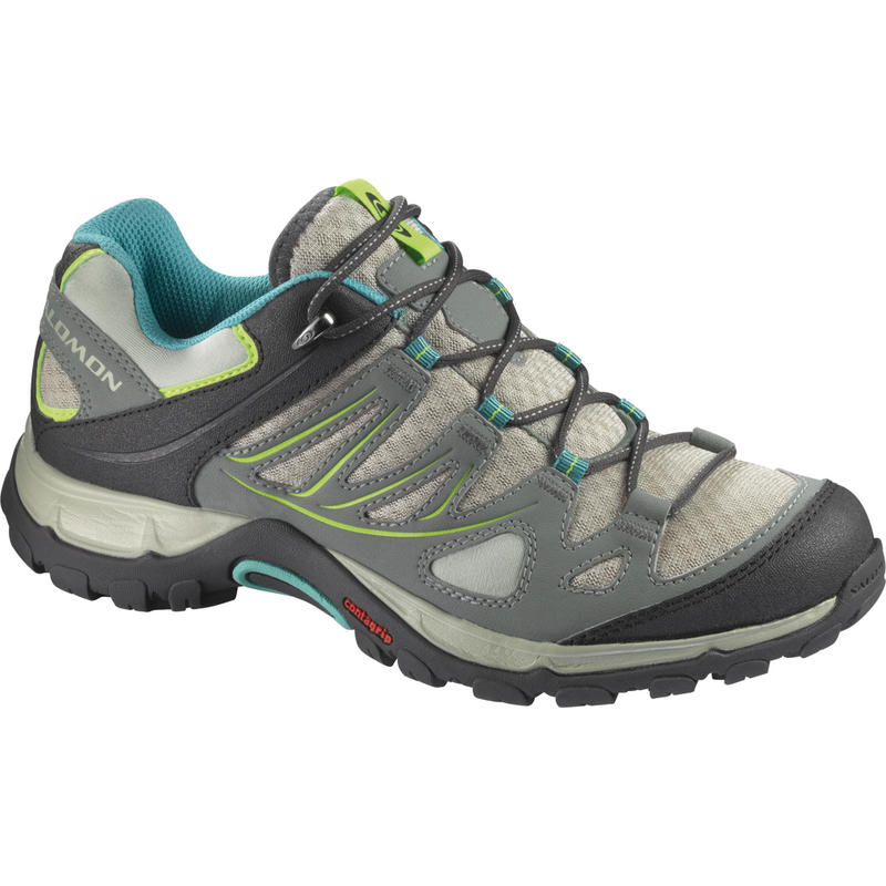 Chaussures de randonnée Ellipse Aero Gris craie/Titane clair/BleuMoorea