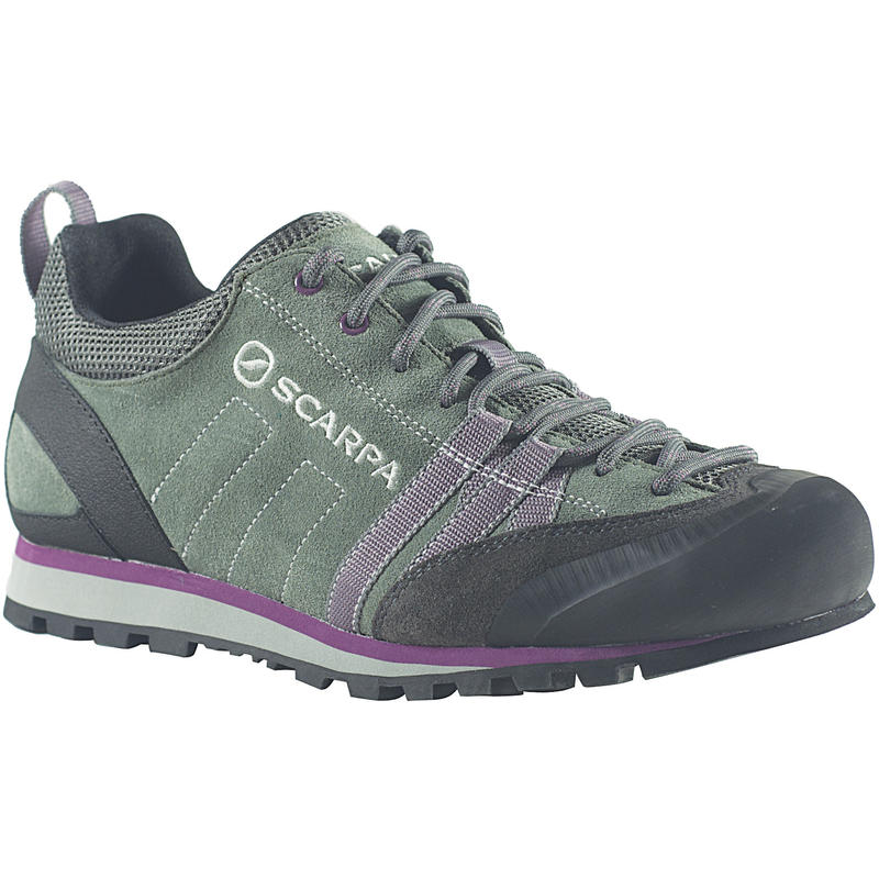 Crux Approach Shoes Shark/Berry