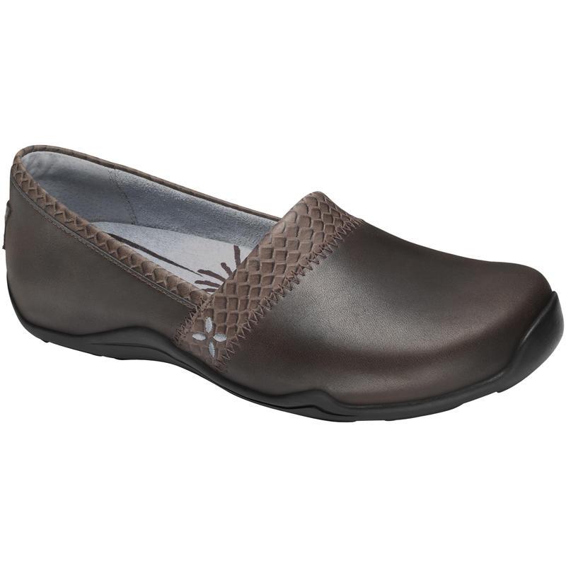 Chaussures Jackie Reptile Grain de café