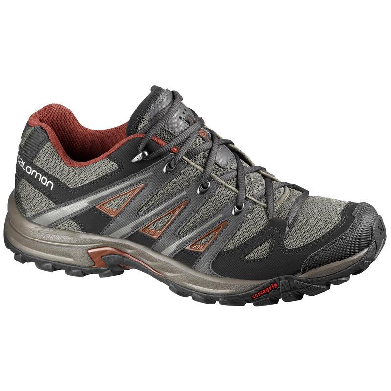 Eskape Aero Light Trail Shoes Swamp/Deep Red