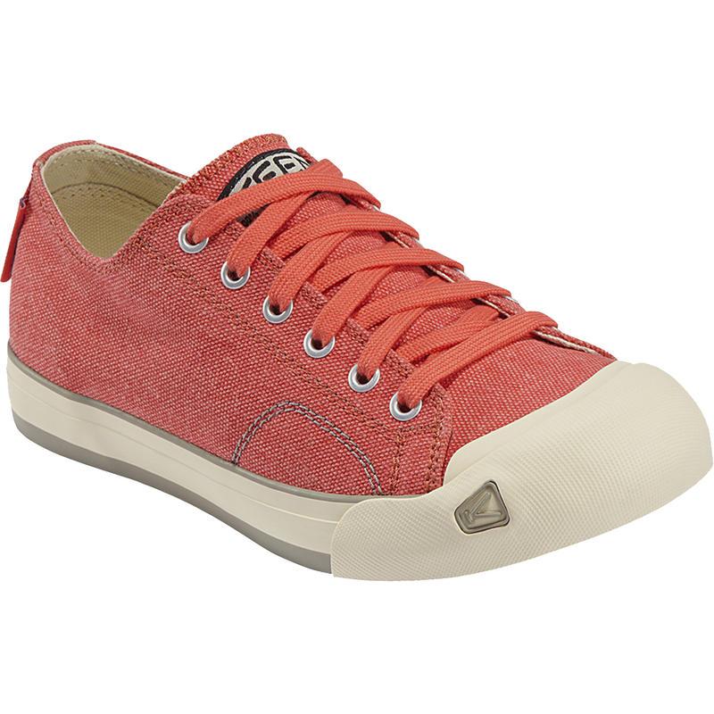 Coronado Shoes Hot Coral