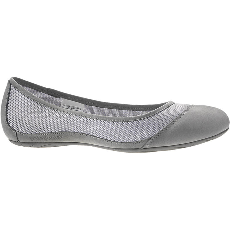 Maha Breathe Shoes Feather Grey