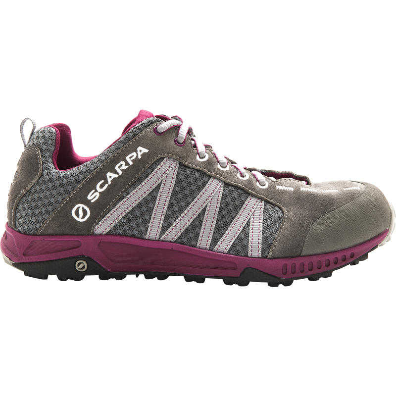 Rapid Light Trail Shoes Pewter/Rasberry