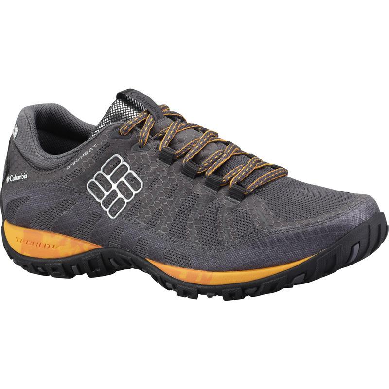 Chaussures de randonnée Peakfreak Enduro Outdry Charbon/Solaris