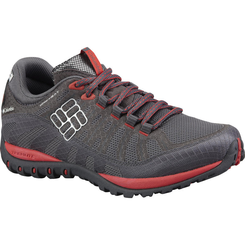 Peakfreak Enduro Outdry Omniheat Trail Shoes Charcoal/Juicy