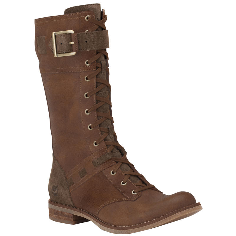 EK Savin Hill Mid Boots Tobacco Forty