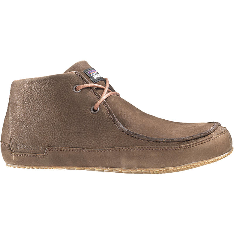 Advocate Chukka Smooth Shoes Sable Brown