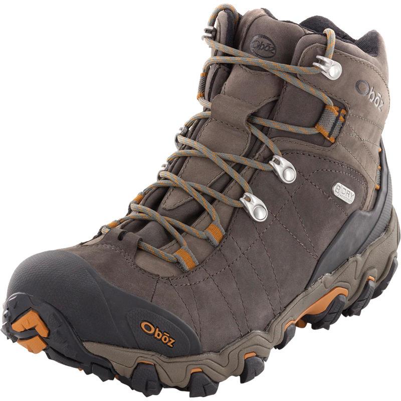 Oboz Bridger Mid Bdry Hiking Shoes Men S