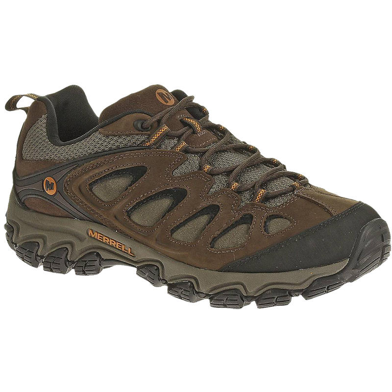 Chaussures de randonnée légère Pulsate Noir/Fougère-aigle