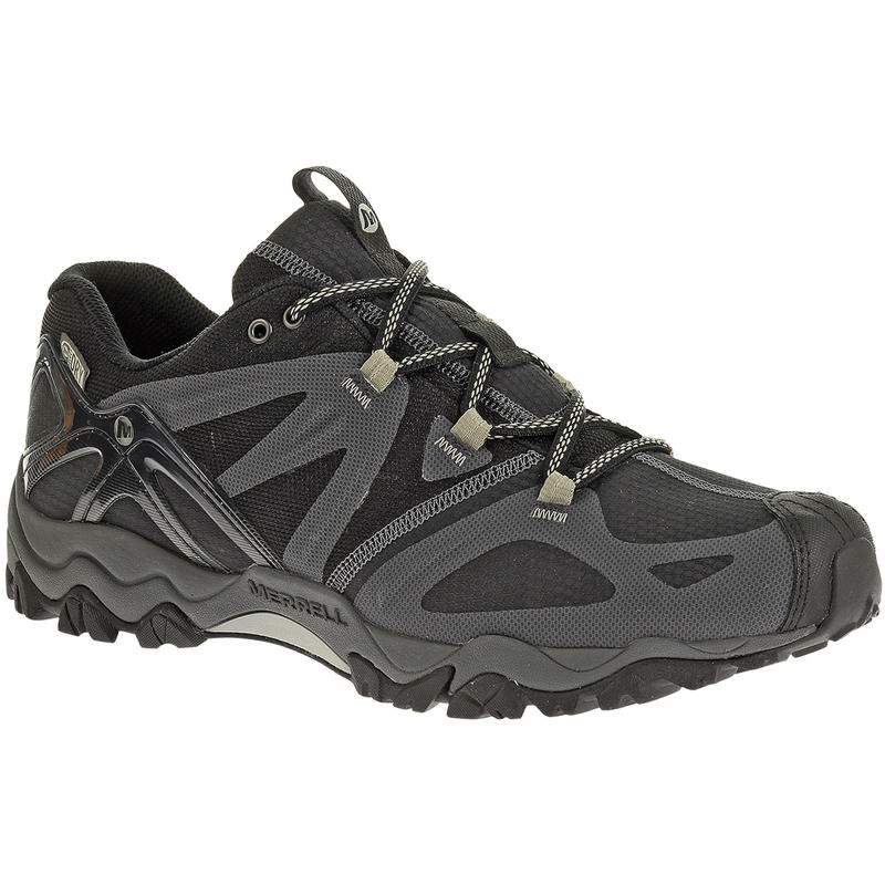 Grassbow Sport WTPF Light Trail Shoes Black/Silver