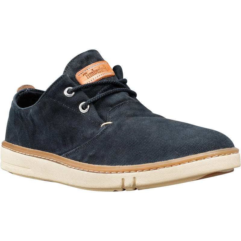 Chaussures Earthkeepers Hookset Fabric Oxford Canevas noir délavé