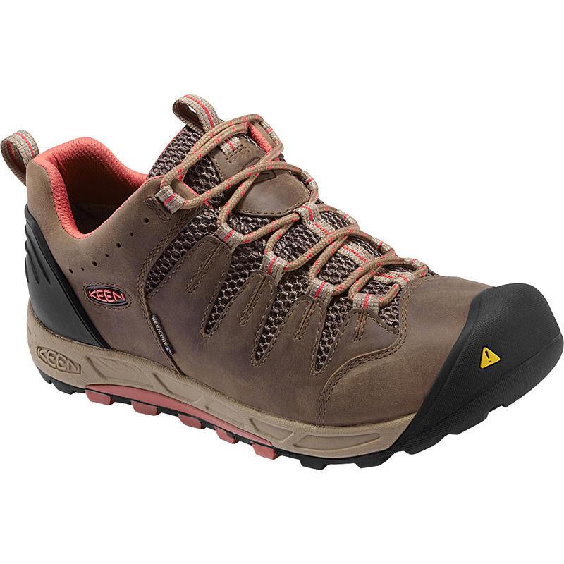 Chaussures de randonnée légère Bryce WP Shiitake/Bossa Nova