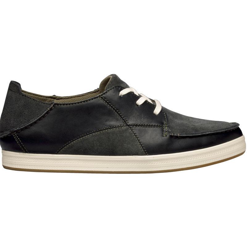 Pahono Shoes Black/Dark Olive