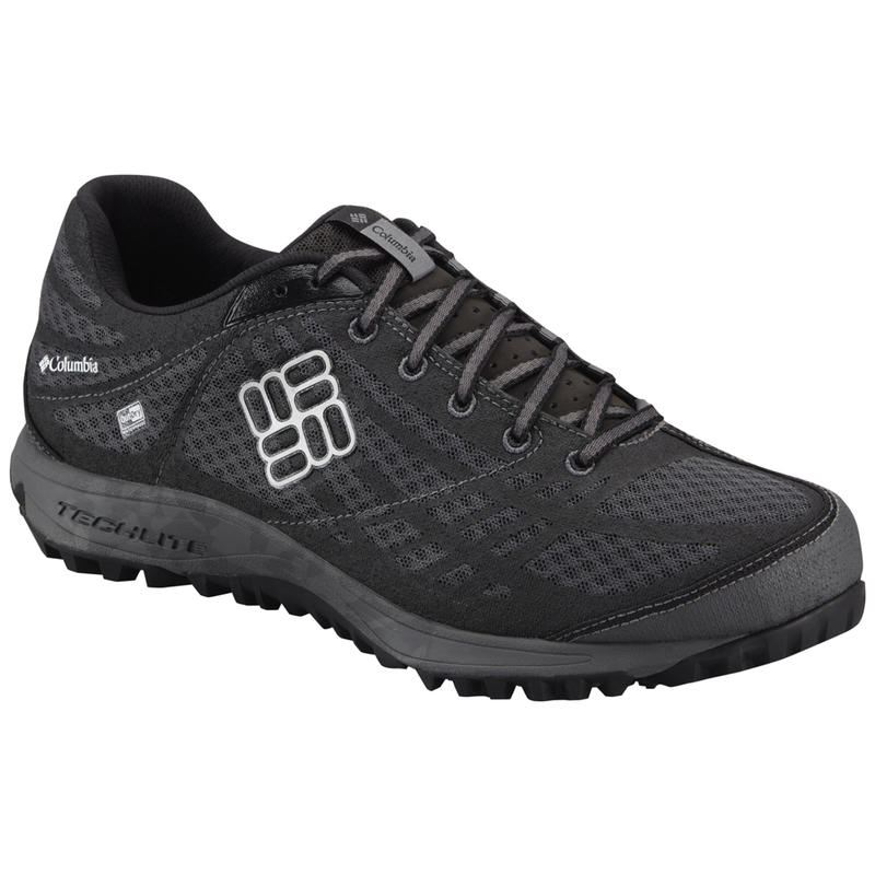 Conspiracy II Outdry Light Trail Shoes Coal/Lux
