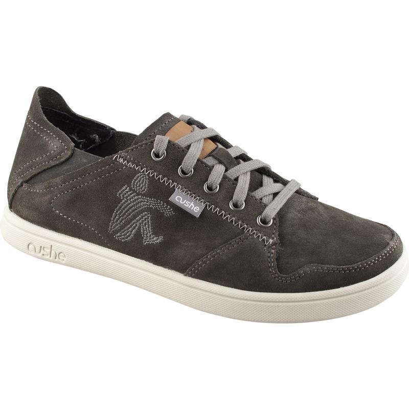 Evo_Lite Suede Shoes Grey