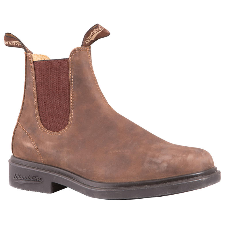 Chisel Toe 1306 Boots Rustic Brown