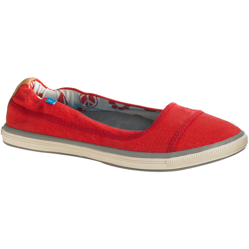 Chaussures Mint Rouge