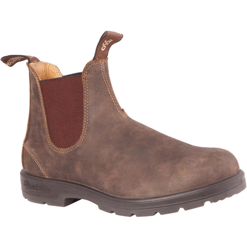 Bottes Leather Lined 585 Brun rustique