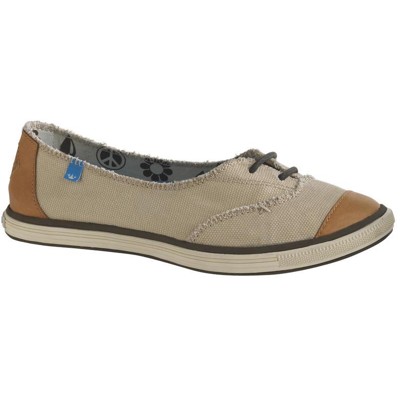 Chaussures Maggie Brun roux