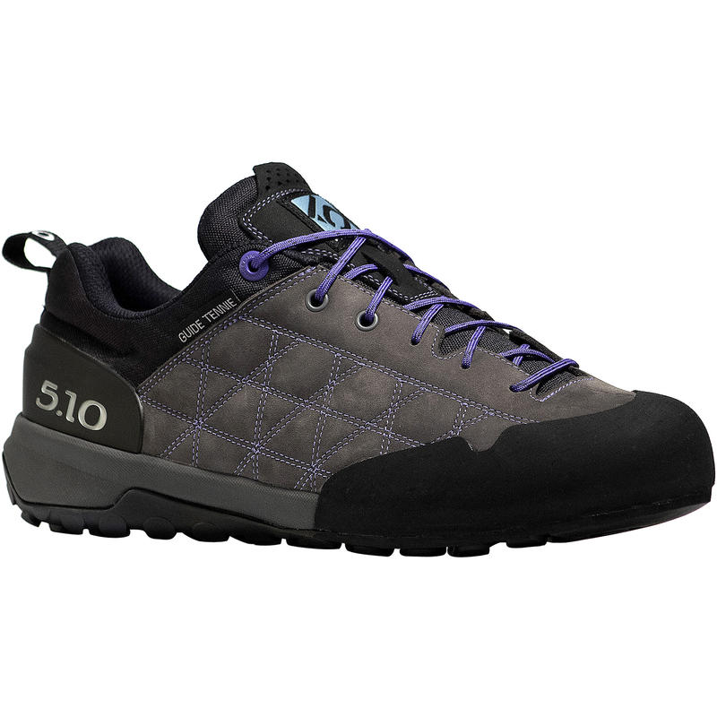 Guide Tennie Climbing Approach Shoes Charcoal/Iris
