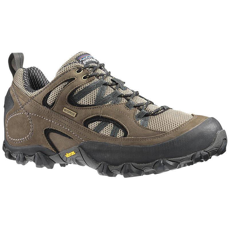 Chaussures de randonnée Drifter A/C imperméables Gamelle/Vert fumée