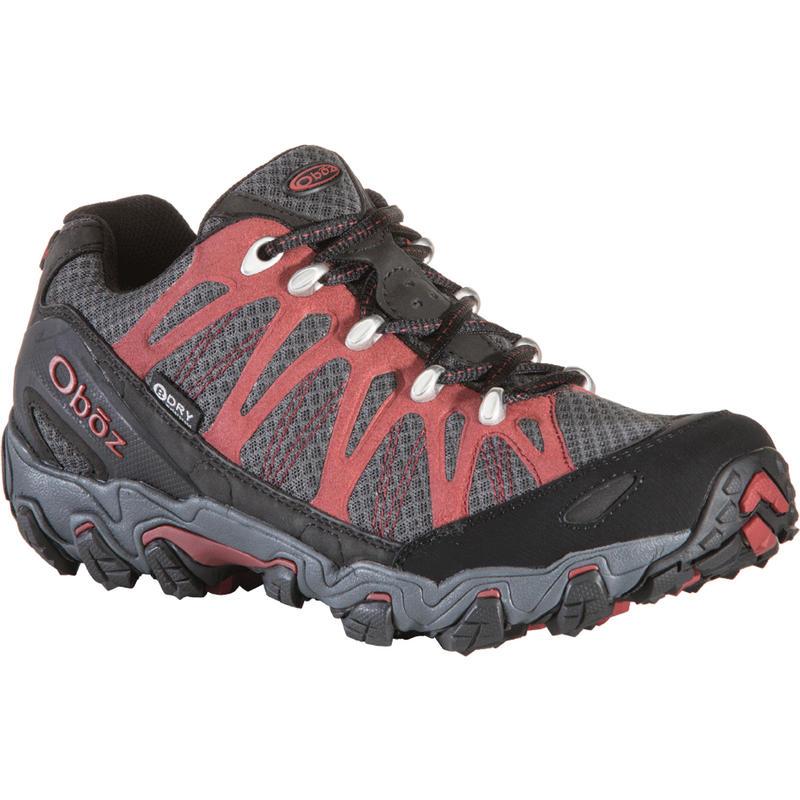 Chaussures de randonnée légère Traverse Low BDry Roussâtre